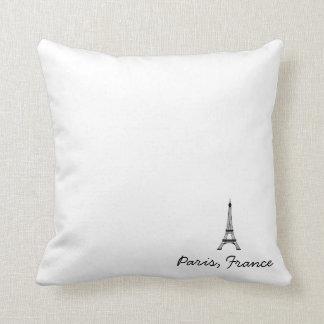 Paris, France Pilliow Cushion