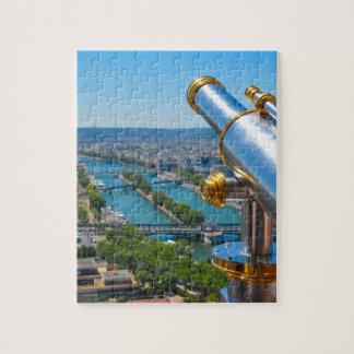Paris, France Puzzles