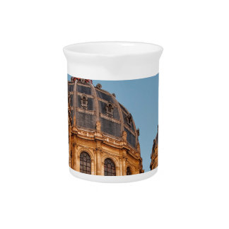 Paris France Saint Augustin Landmark Historic Sky Pitcher