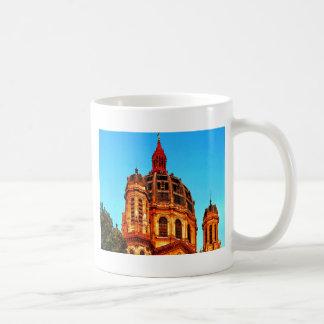 paris france saint augustin landmark mugs