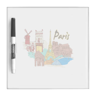 paris france travel image.png dry erase board