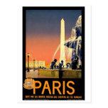 Paris France Vintage Postcards