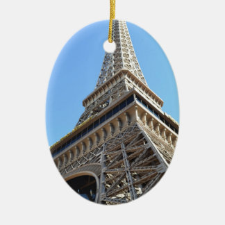 Paris Hotel -Las Vegas Christmas Ornament