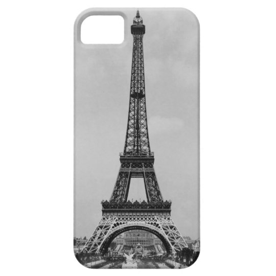 Paris hull iPhone 5 cases