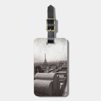 Paris II Luggage Tag