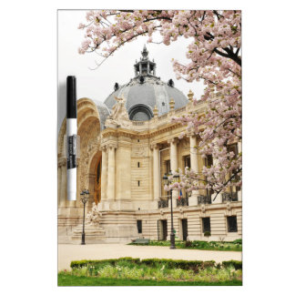 Paris in spring Dry-Erase whiteboards
