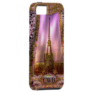 Paris  in the Afternoon iPhone 5 Cover