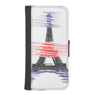 PARIS iPhone SE/5/5s WALLET CASE