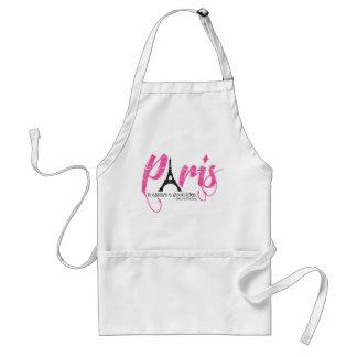Paris  is always a good idea standard apron