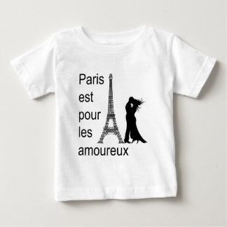 Paris is for lovers shirts