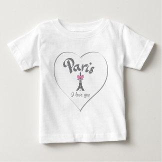 Paris Je t'aime ( I love you) T-shirt