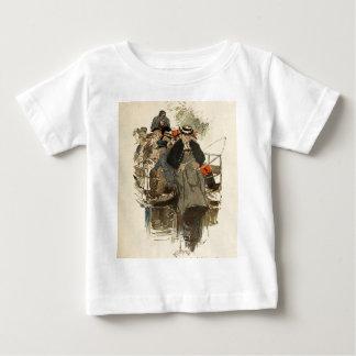 Paris July 1905 Baby T-Shirt
