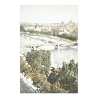 Paris, La Seine Stationery