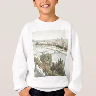 Paris, La Seine Sweatshirt