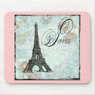 Paris La Tour Eiffel French Design Mouse Mat
