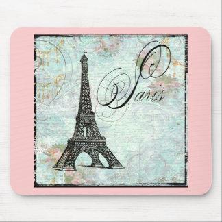 Paris La Tour Eiffel French Design Mouse Pad