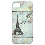Paris La Tour Eiffel iphone case iPhone 5 Case