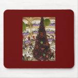 Paris Lafayette Christmas Tree Mouse Pad