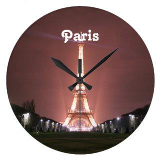 Paris Large Clock