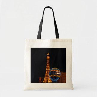 Paris Las Vegas Hotel & Casino #2 Tote Bag