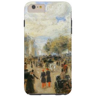 Paris, Le Quai Malaquais, by Renoir Tough iPhone 6 Plus Case