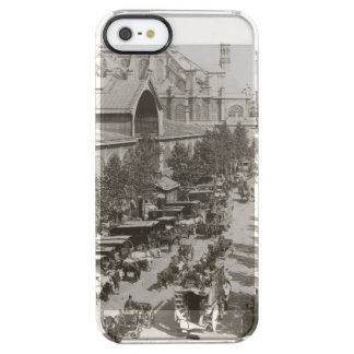 Paris: Les Halles, C1900 Clear iPhone SE/5/5s Case