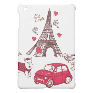 Paris Love iPad Mini Cover