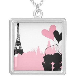 Paris Love Necklace