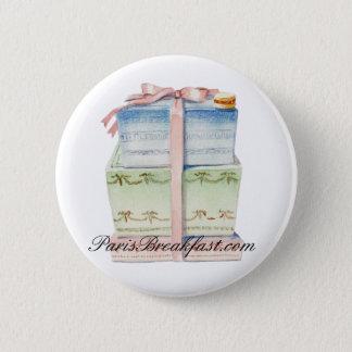 Paris Macarons pin