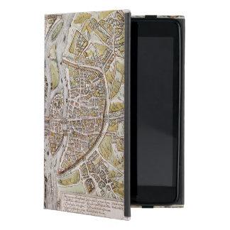 PARIS MAP, 1581 iPad MINI COVER