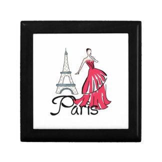 PARIS MODEL GIFT BOX