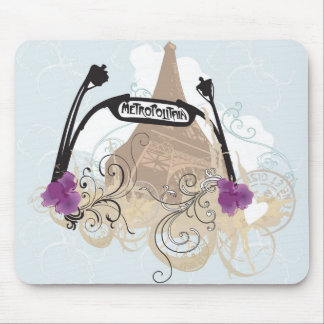 Paris Mousepad
