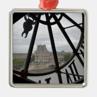 Paris- Musee de Orsay Clock_.jpg Christmas Ornament
