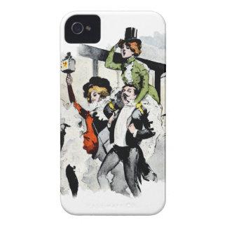 Paris Nightlife no.4 iPhone 4 Case