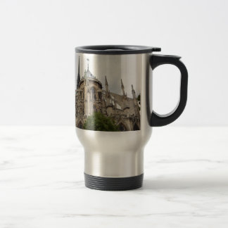 Paris-Notre Dame Flying Buttresses.jpg Travel Mug