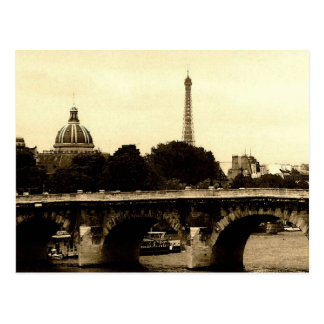 Paris On The Square Postcard
