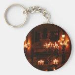 Paris Opera House / Palais Garnier Basic Round Button Key Ring