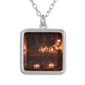 Paris Opera House Palais Garnier Custom Necklace