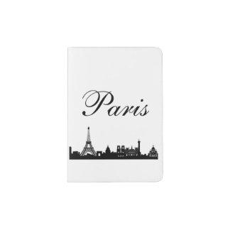 """Paris"" Passport Holder"