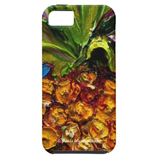 Paris' Pineapple iPhone 5 Covers