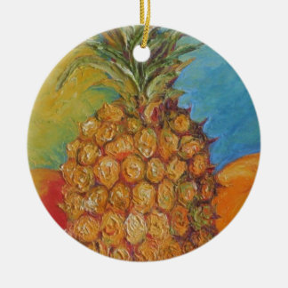 Paris' Pineapple Ornament
