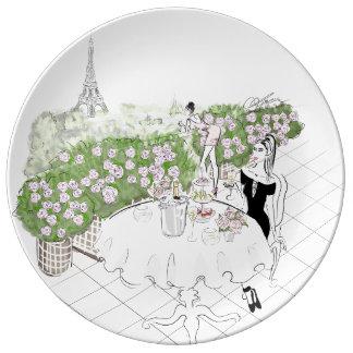 Paris' pleasure plate