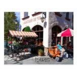 Paris Postcard!