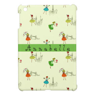Paris Pretties iPad Mini Covers