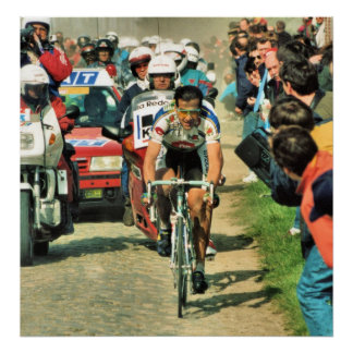 Paris Roubaix Poster