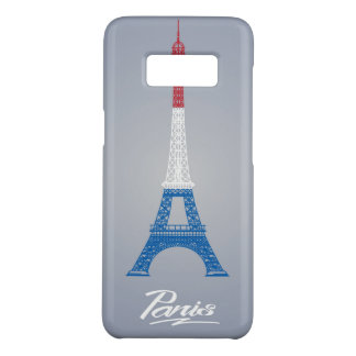 Paris Samsung Galaxy S8, Barely There Phone Case