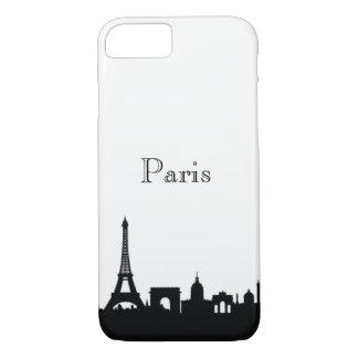 Paris Silhoutte Phone & Ipad Cases