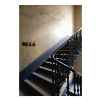 Paris Stairway Photo Print