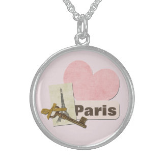 Paris Sterling Silver Necklace