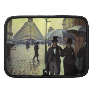 Paris Street, Rainy Day by Gustave Caillebotte Planners